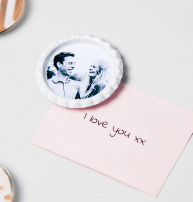 Personalised Photo Bottle Cap Magnet